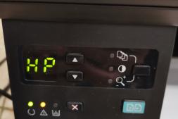 惠普M1136打印机报错52.0扫描仪错误的处理方法